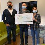 """4000 Euro für """"Nachbarn in Not"""""""